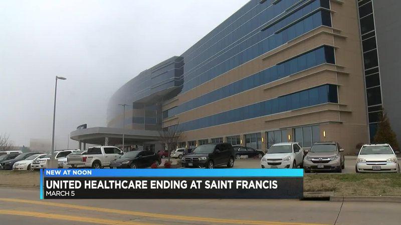 UnitedHealthcare issues termination notice to Saint Francis Medical Center