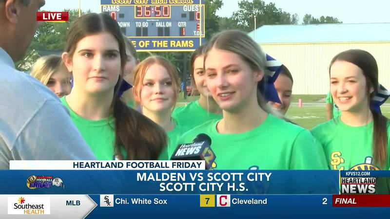 Heartland Sports at 6 p.m. on 9/24/21