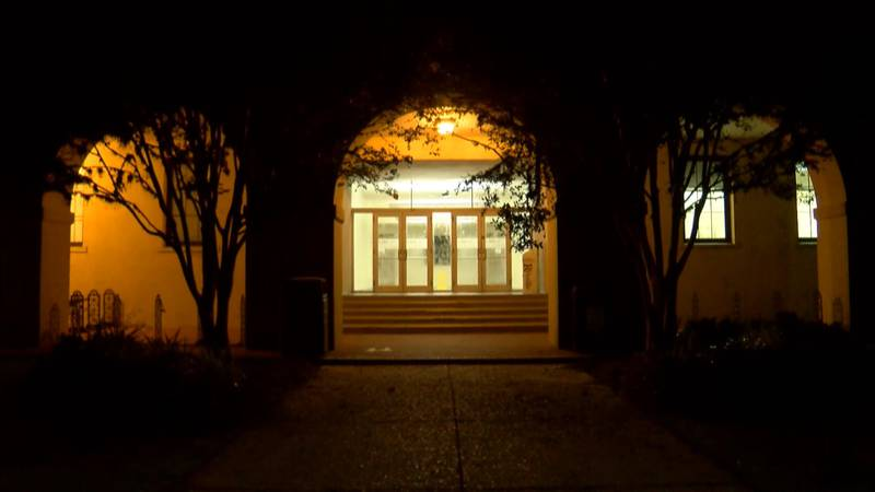 Coates Hall was eerily quiet on LSU's campu after a frightening two-hour situation where an...