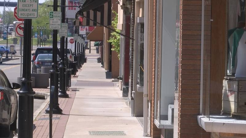 Cape Girardeau is spreading a message that the spirit of travel can't be broken.