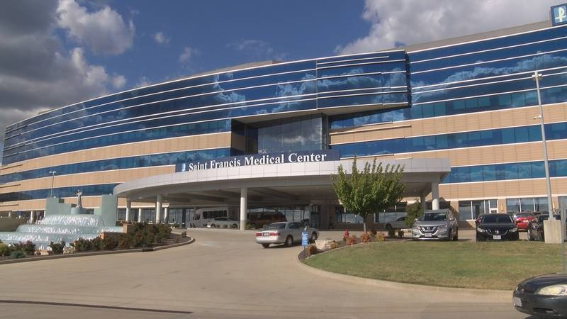 The event will be held at the Saint Francis Medical Center's main entrance on Thursday,...