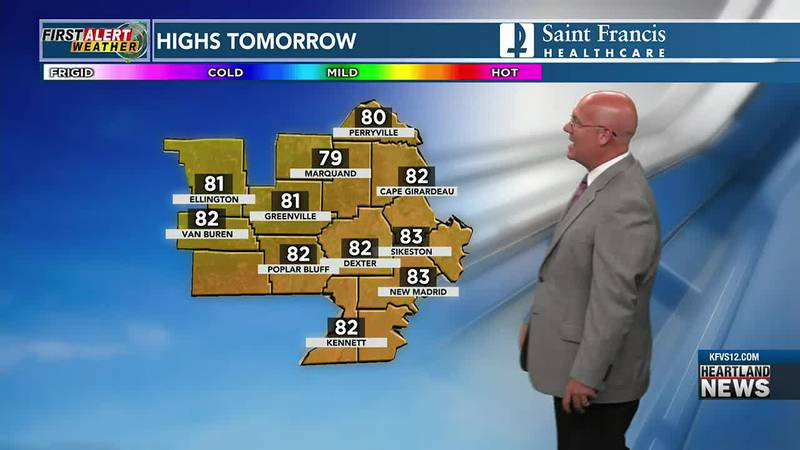 First Alert 10pm forecast on 8/2