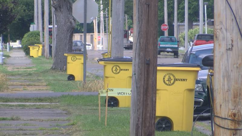 """Paducah's ''Southside Rise and Shine"""" is hosting a cleanup through the month of July. Targeting..."""
