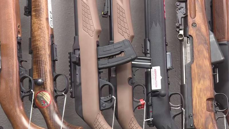 President Biden announces 'zero tolerance' gun policy