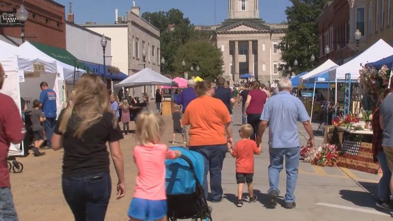 Uptown Jackson Oktoberfest will feature an open Biergarten, live music, family activities,...