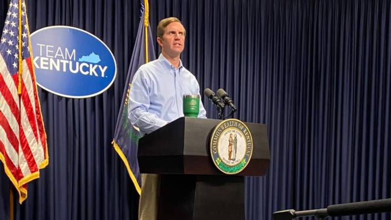 The briefing will be at 11:30 a.m. at the Kentucky State Capitol.