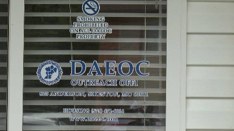 DAEOC has outgrown its current location in Sikeston, Mo.