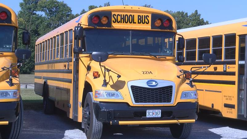 The Cape Girardeau Public School District is looking to install cellular Wi-Fi on all 28 buses...