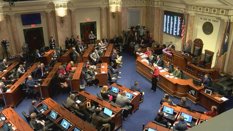 Jan. 8 marks the first day of the 2019 Kentucky General Assembly.