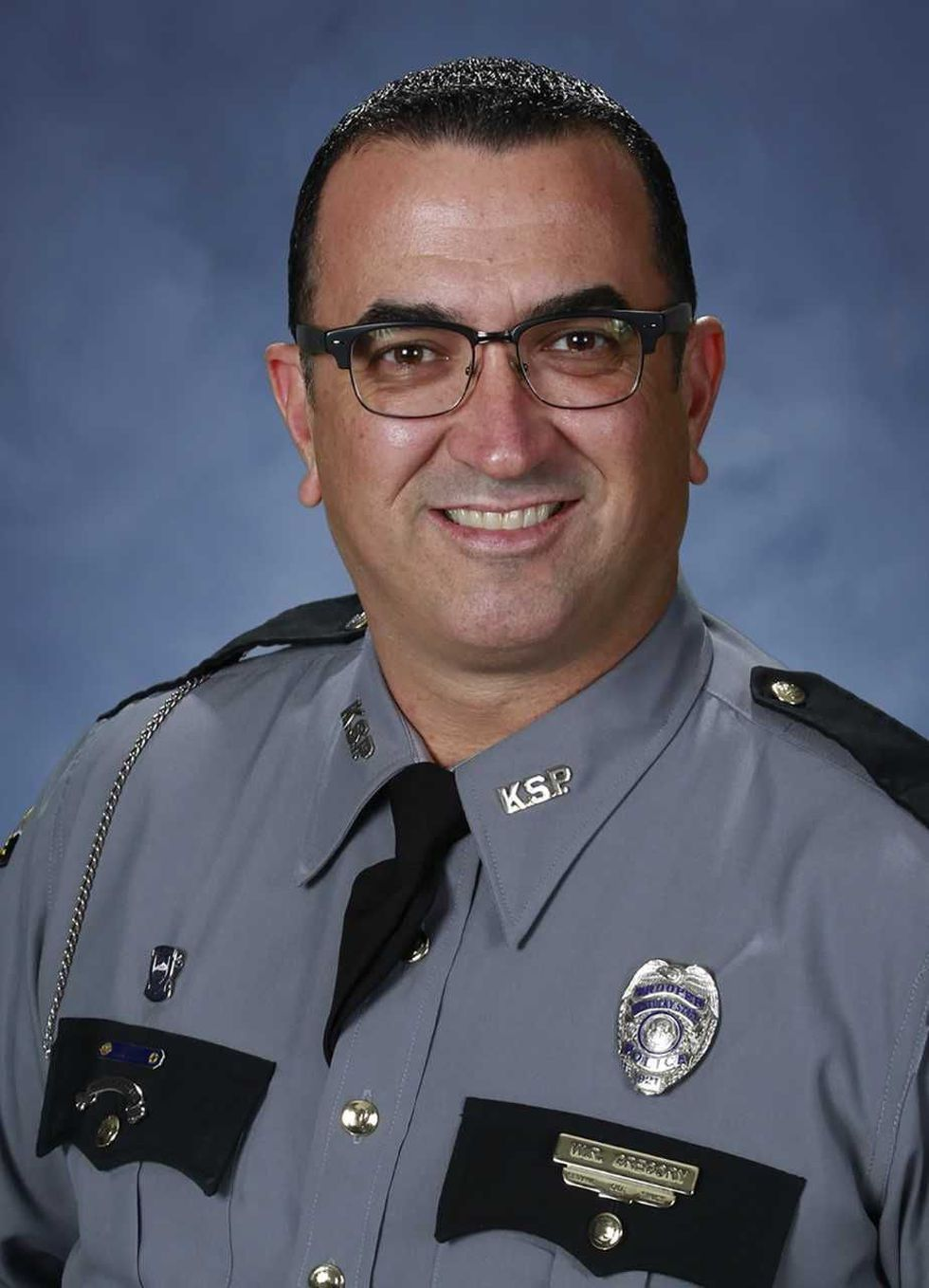 Master Trooper William Gregory has also joined the Public Affairs Branch (Source: KSP)