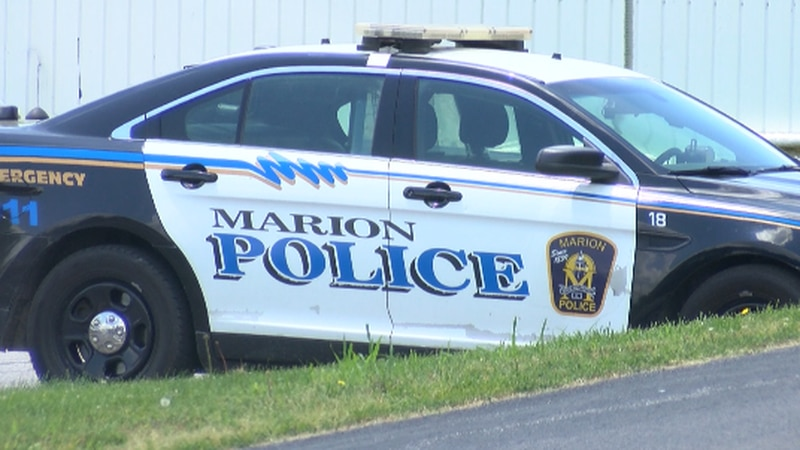 Officers with the Marion Police Department under investigation for use of force.