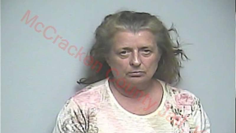 Cindy Lou Smith (Source: McCracken Co. Sheriff's Office)