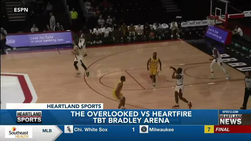 Heartland Sports at 6 p.m. on 7/24/21