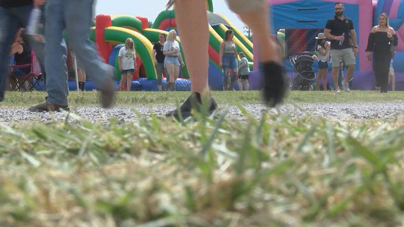 Crowds made their way to the Sikeston Jaycee Crawfish Boil. This year with more people and less...