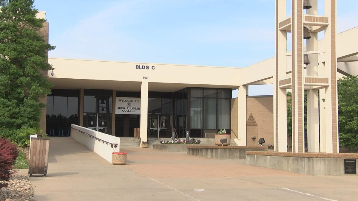 John A. Logan College is located in Carterville, Ill. (Source: KFVS)
