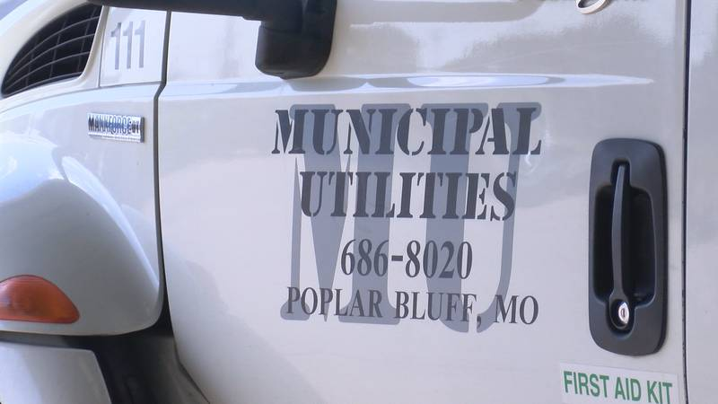 Missouri Utility workers are in Louisiana to help assist in recovery following tropical Storm...