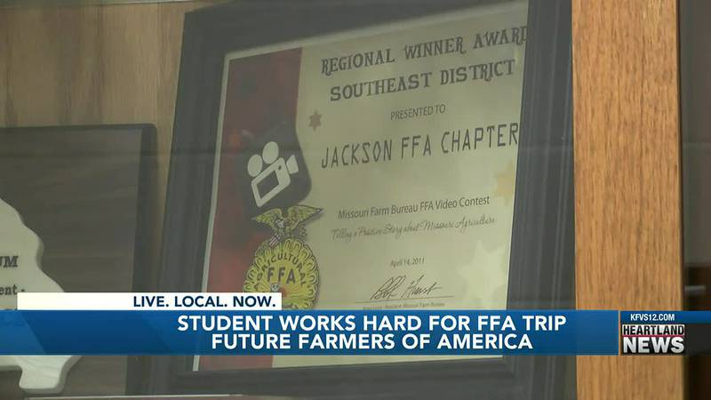 The National Future Farmers of America Organization strives to teach agriculture students...