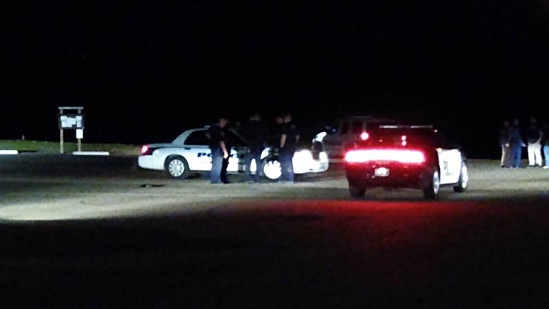Officers were called out to the Red Star boat ramp.