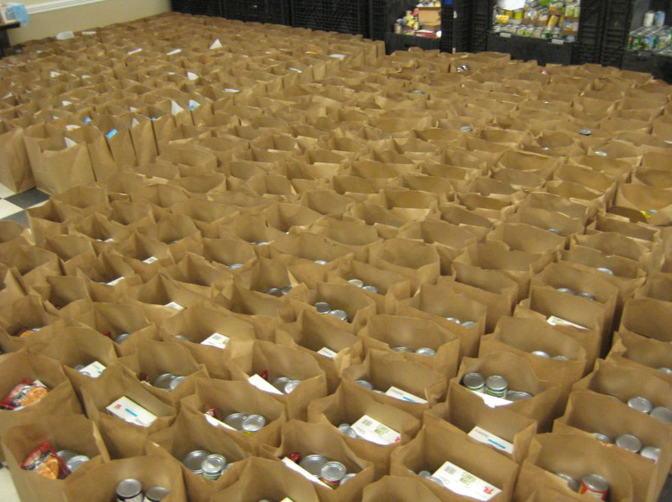 The last 18 months have put a strain on local food banks and other charitable agencies. Paducah...