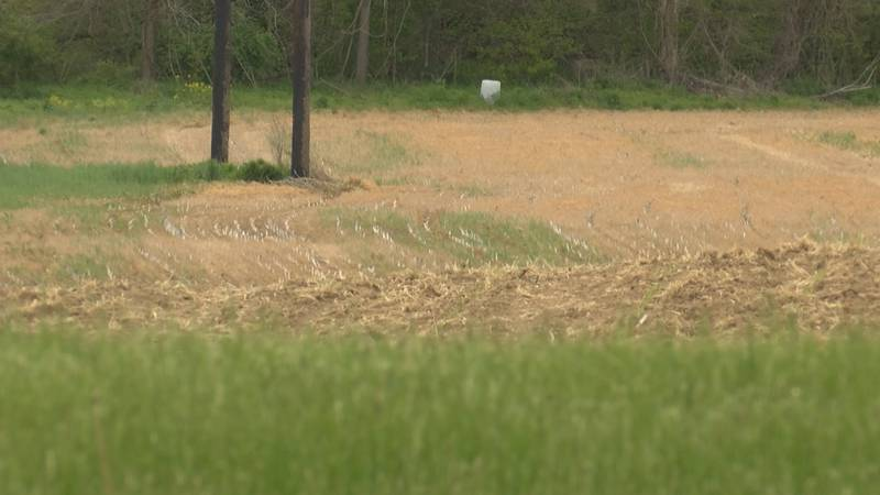 Cold weather in the Heartland can impact crops