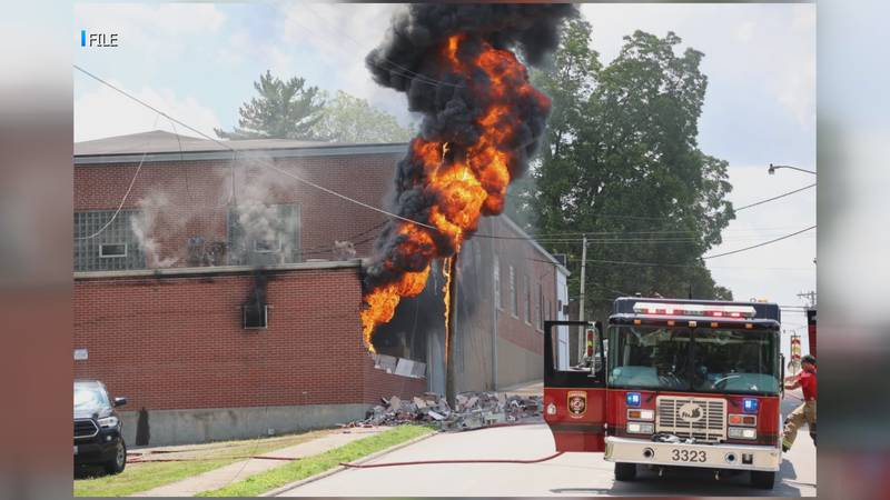 Jackson fire officials said not one, but two explosions inside Lenco Automotive's offsite...