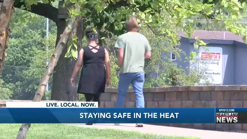 Staying cool during the intense heat in the Heartland can be challenging, but some say it can...