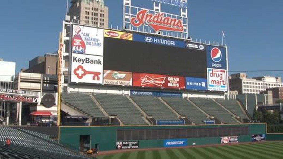 Cleveland Indians Progressive Field