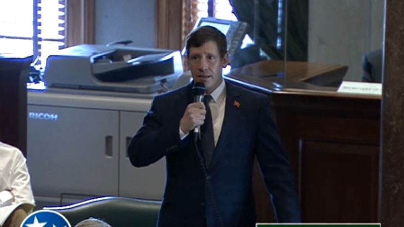 Tennessee State Senator Brian Kelsey, R-Germantown, was one of four Republicans to vote against...