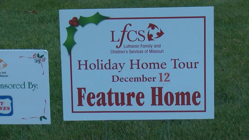 Annual Holiday Home Tour in Cape Girardeau.