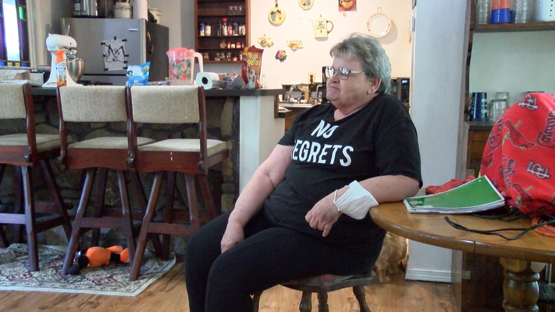 Marble Hill woman speaks out on the impact of rising costs on retired citizens