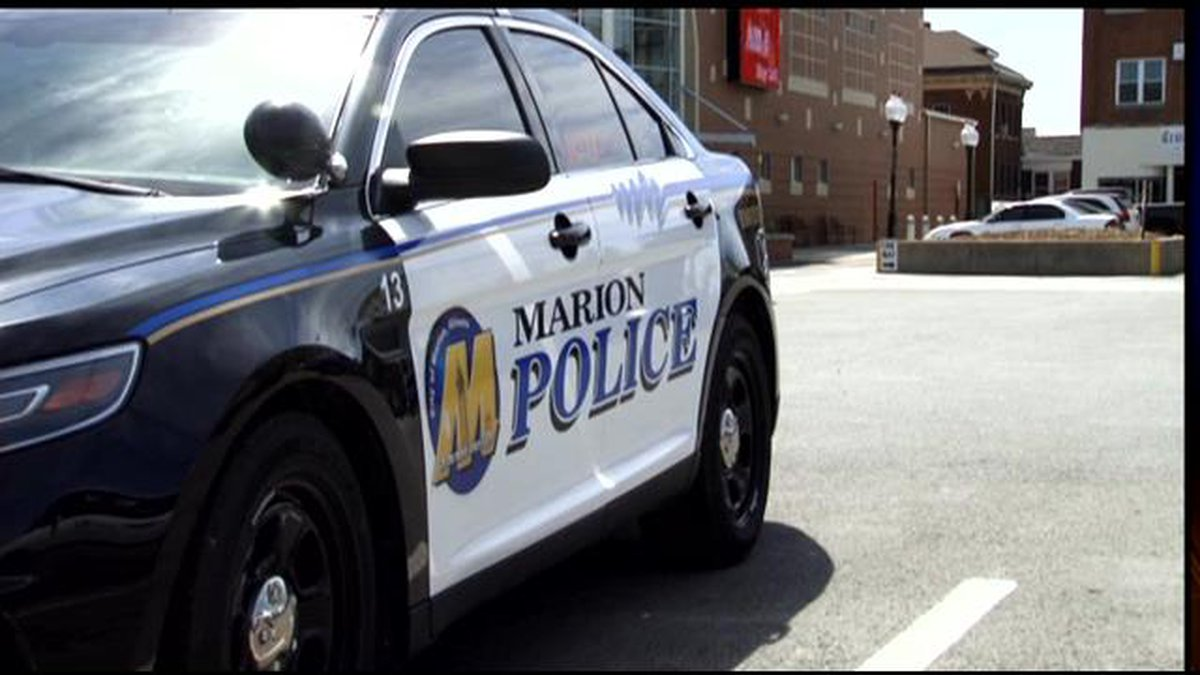 Marion, IL police (Source: Marion Police Department)