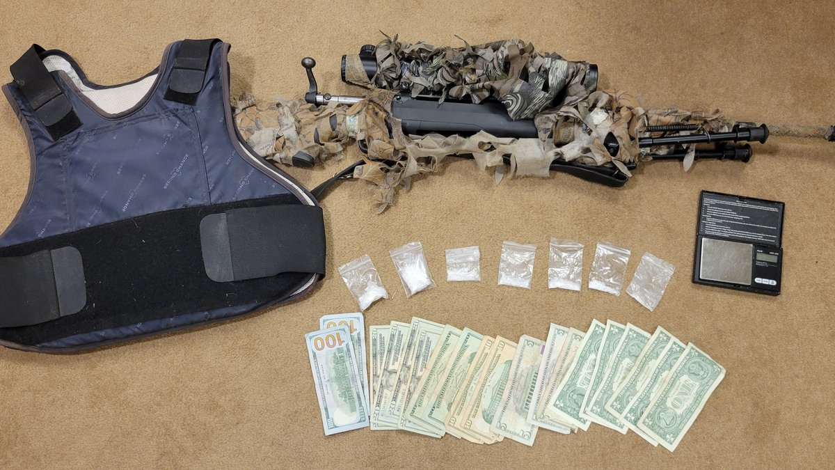 Seven people were charged after a Carlisle County traffic stop lead police to drugs and a...