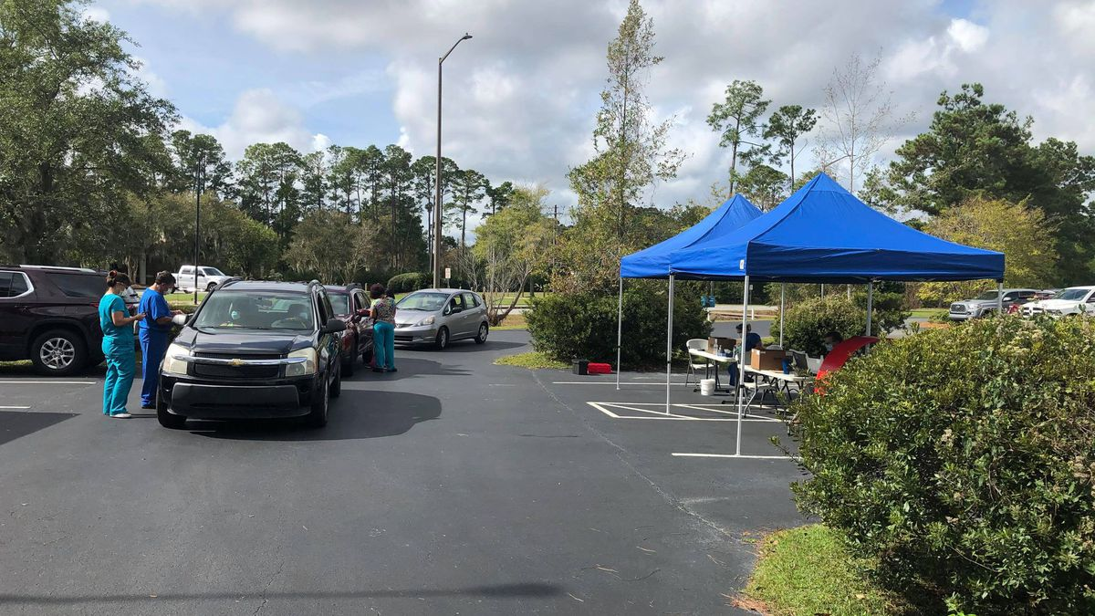 COVID Testing continues at pop-up sites across Chatham County