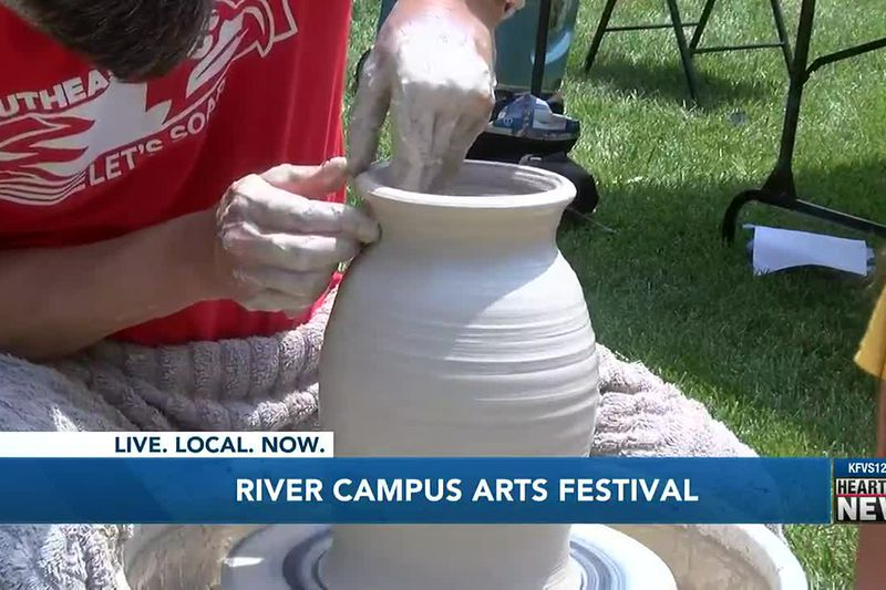 Hundreds attend Summer Art Festival in Cape Girardeau