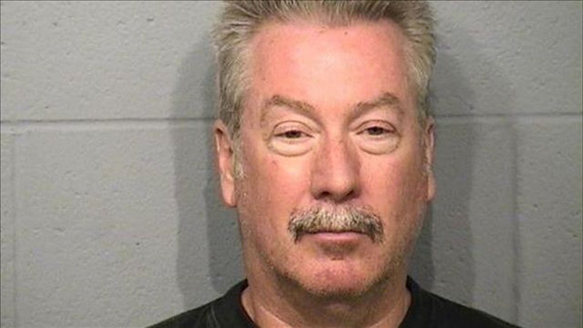 Drew Peterson's booking photo