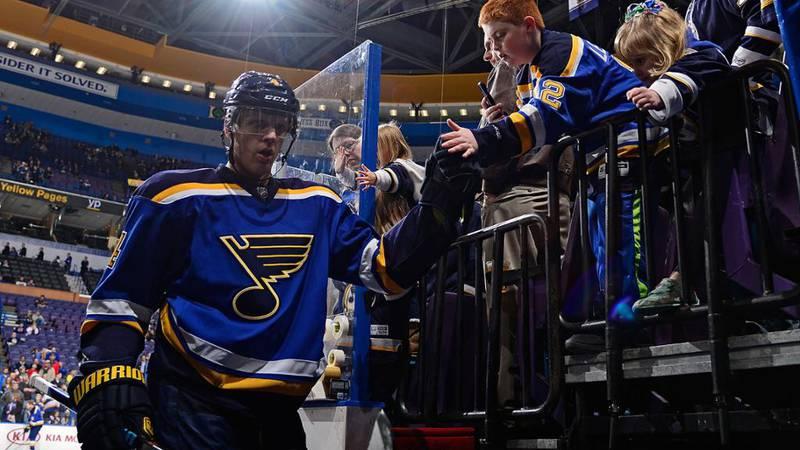 St. Louis Blues defenseman Carl Gunnarsson announced his retirement on June 23 after a 12-year...