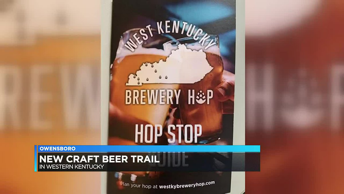 West Ky. Brewery Hop launches, bridges together 9 cities & 13 breweries