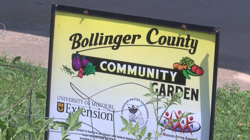 The gardens are overseen by the Bollinger County Extension, Bollinger County Chamber of...