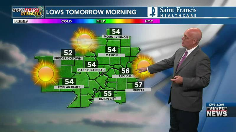 Watch First Alert Weather at 10 p.m. 9/21.