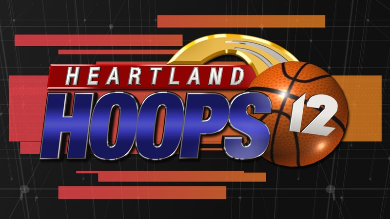 Here's our Heartland Hoops featured games for Friday 2/14