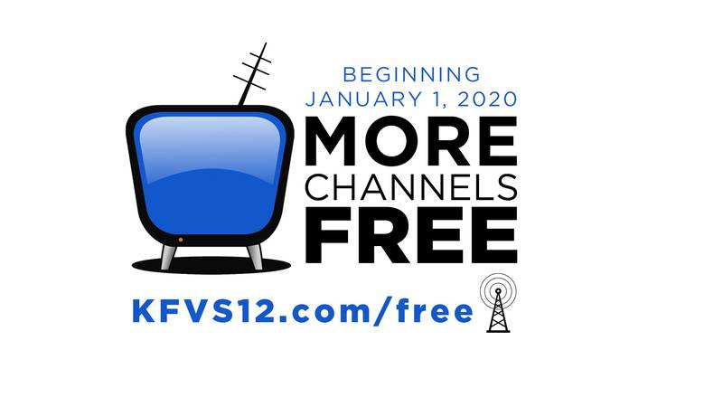 Starting January 1, KFVS12 will update technology that will allow us to increase from our...