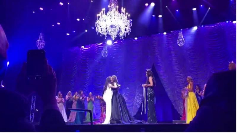 Isabelle Hanson wins Miss Illinois