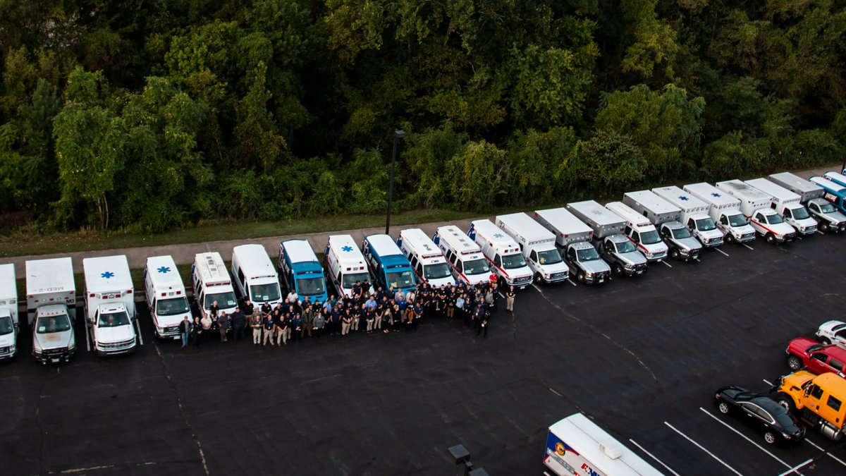 According to SEMA on its Facebook page, the teams conducted more than 1,600 patient transfers...