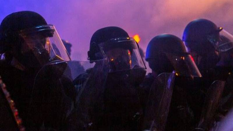 Louisville police officers are expressing their frustration after a number of them said they...