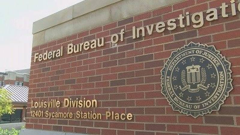 FBI Headquarters in Louisville, KY. (Source: WFIE)