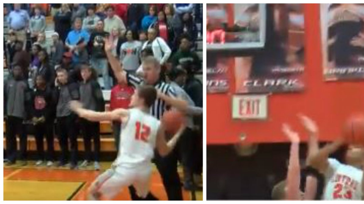 It's a play that will be talked about for years. (Source: Adam King, KFVS)