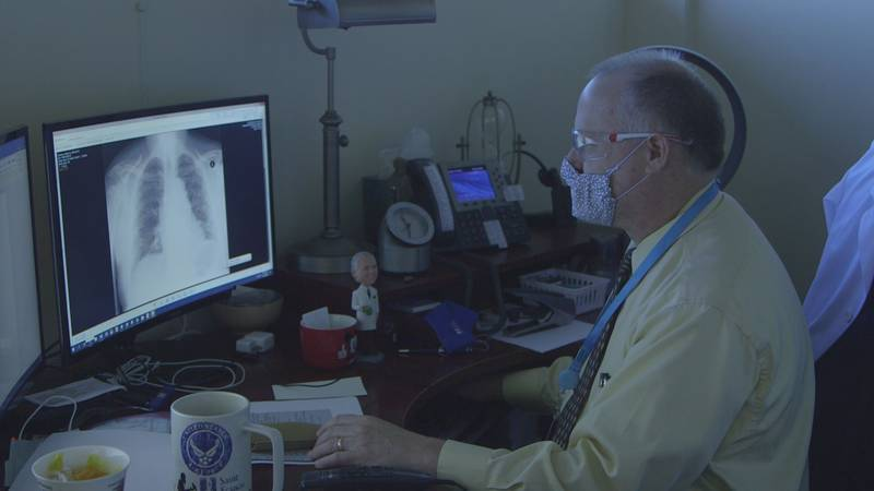 Dr. Keith Graham is back in the office helping patients after being a patient himself. It took...