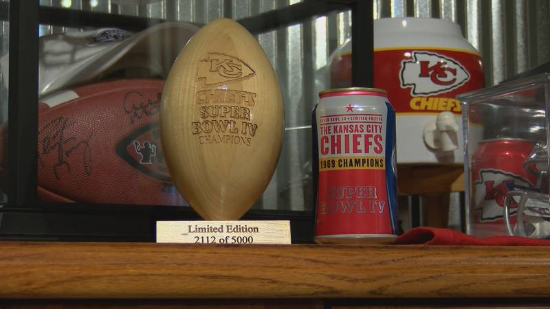 A dream 50 years in the making is realized for the Kansas City Chiefs, and Heartland fans who...