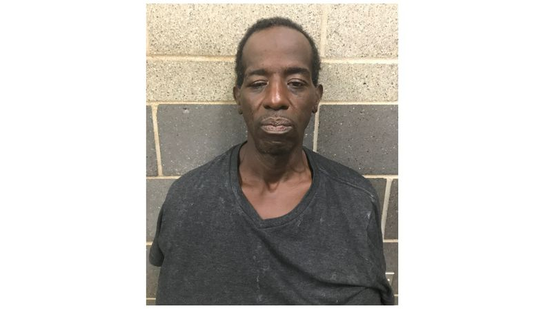 Robert Lee Blair, 52, was charged with residential burglary.