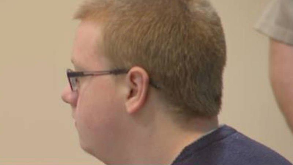 Gabe Parker was in court in March. (Source: KFVS)